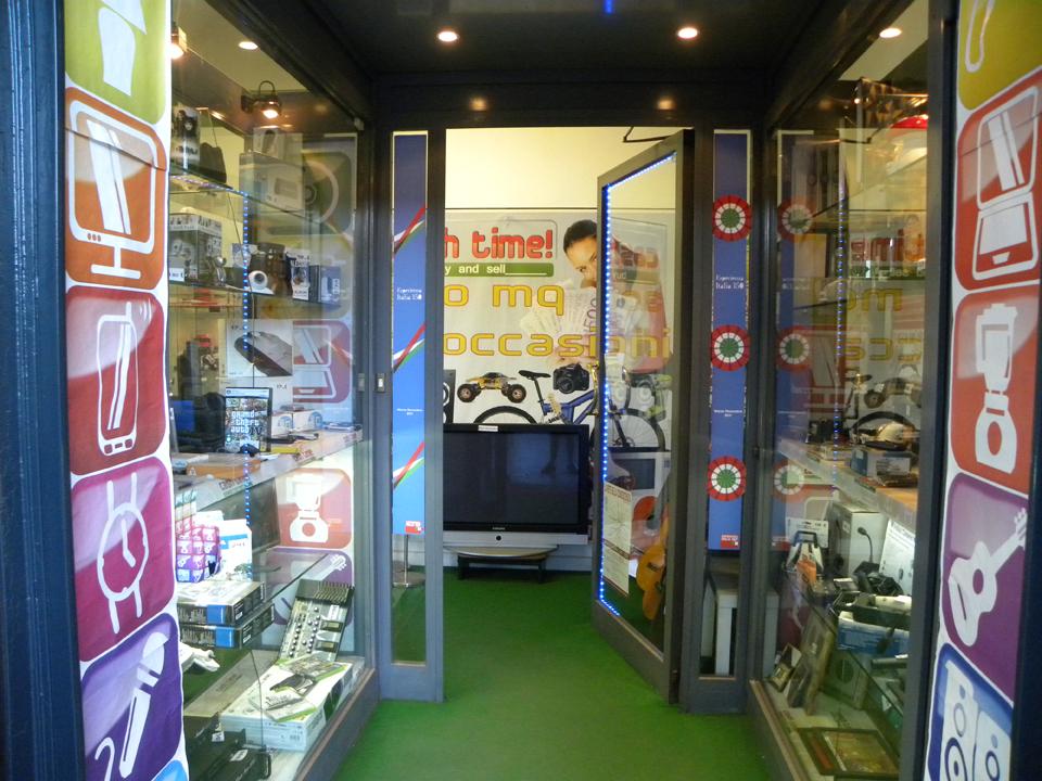 Cashtime Il negozio Pagamento in contanti oggetti usati a Torino